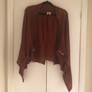 Cute Anthropologie Sweater. Small.